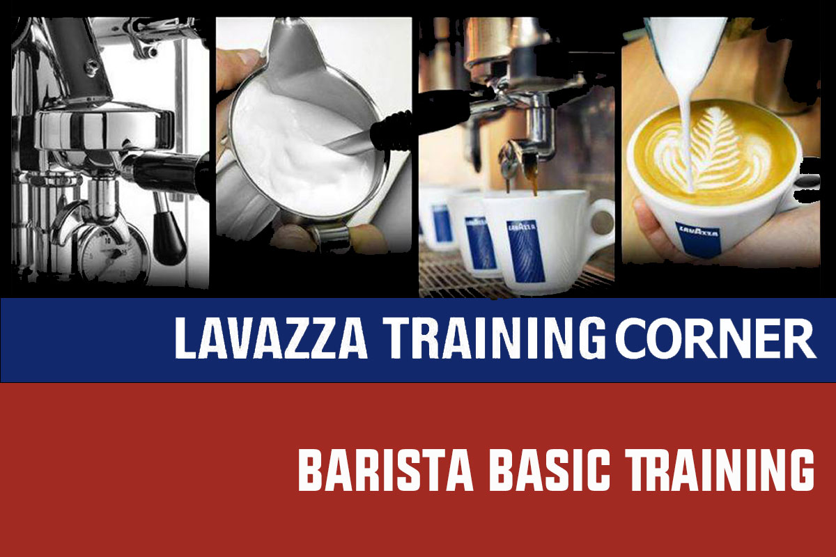 Barista Basic Training